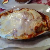 Photo taken at Milano Pizzeria by Kobi H. on 6/11/2012
