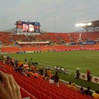 Photo taken at BBVA Compass Stadium by Racio K. on 9/8/2012