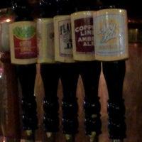 Photo taken at Carolina Brewery by Jeff G. on 4/3/2012