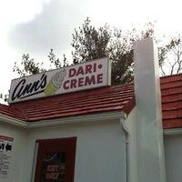 Photo taken at Ann's Dari-Creme by Randy S. on 3/19/2012