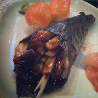 Photo taken at Tokyo Japanese Steakhouse by Amanda H. on 9/12/2012