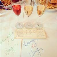 Photo taken at Village California Bistro & Wine Bar by Hannah on 5/9/2012