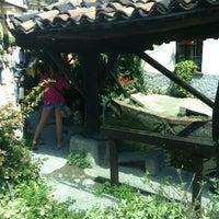Photo taken at Vicolo dei Lavandai by Alexandra on 7/22/2012