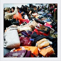 Photo taken at Rebecca Minkoff Sample Sale by Jenny T. on 5/8/2012