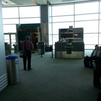 Photo taken at Gate 40 by José C. on 9/13/2012
