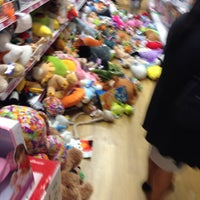 """Photo taken at Toys""""R""""Us by Wallace R. on 12/23/2013"""