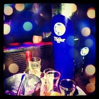 Photo taken at Club Galaxy Thai Disco by Kori R. on 12/8/2012