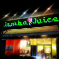 Photo taken at Jamba Juice by Brady S. on 1/28/2013