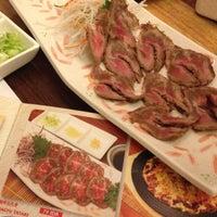 Photo taken at Torigen Japanese Restaurant by Shohei H. on 2/7/2014