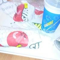 Photo taken at Subway by matheus b. on 7/7/2014
