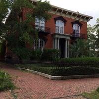 Photo taken at Mercer Williams House by Daniel B. on 9/18/2015