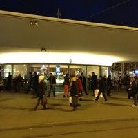 Photo taken at Bellevueplatz by Lukas on 3/12/2013