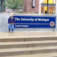 Photo taken at University of Michigan School of Information by Derek H. on 5/14/2014