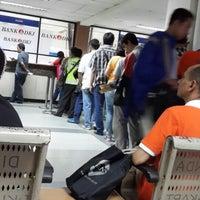 Photo taken at Samsat Polda Metro Jaya by Djoko N. on 7/12/2014