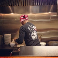 Photo taken at Monta Japanese Noodle House by Jinheoun C. on 12/25/2012