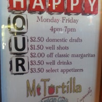 Photo taken at Mi Tortilla Mexican Grill by Jessica G. on 4/3/2013