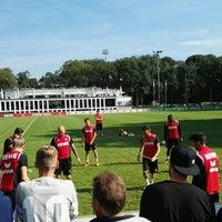 Photo taken at Geißbockheim by Aufstieg2014 on 9/22/2016