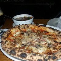 Photo taken at Stanziato's Wood Fired Pizza by Greg J. on 1/30/2015