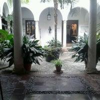 Photo taken at Museo de Artes y Costumbres Populares by Beatriz P. on 12/17/2013