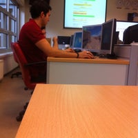 Photo taken at FMAN (Faculty of Management) by Ahmet D. on 6/3/2014