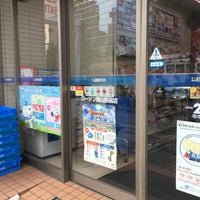 Photo taken at ローソン 岡山駅前店 by しらきち @. on 7/11/2016