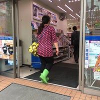 Photo taken at ローソン 岡山駅前店 by しらきち @. on 9/28/2016