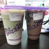 Photo taken at Chatime by ayuameliaa on 5/18/2014