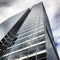 Photo taken at Goldman Sachs by Sahil A. on 10/19/2012