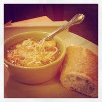 Photo taken at Panera Bread by Brickelle M. on 1/28/2013