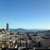 Photo taken at The Fairmont San Francisco by firat i. on 6/17/2013