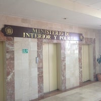 Photo taken at Edificio de Oficinas Gubernamentales Juan Pablo Duarte by Amaury R. on 3/18/2014