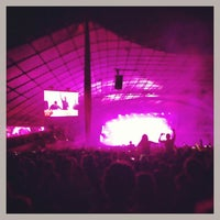 Photo taken at Sidney Myer Music Bowl by Shaun M. on 1/31/2013