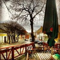 Photo taken at Trafó Café by Kovács B. on 3/16/2014
