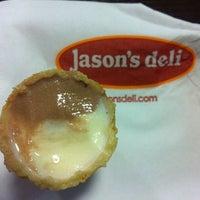 Photo taken at Jason's Deli by Georgina T. on 5/24/2013