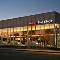 Photo taken at Audi San Diego by Audi San Diego on 10/29/2013