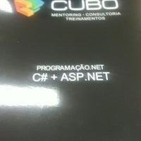 Photo taken at Cubo Tecnologia by Thiago A. on 10/29/2013