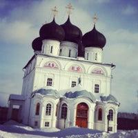 Снимок сделан в Успенский Трифонов монастырь пользователем Александр Ч. 3/8/2013