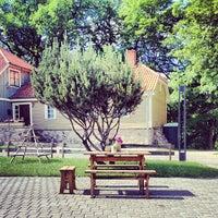 Photo taken at Liepziedi un Rozmarīns by Diana J. on 6/15/2013