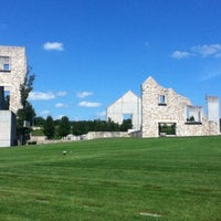 Photo taken at Indiantown Gap National Cemetery by Michael G. on 8/25/2013