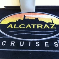 Photo taken at Alcatraz Cruises by Dave C. on 1/31/2013