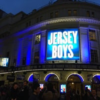 Photo taken at Piccadilly Theatre by bluesman t. on 11/16/2014