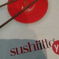 Photo taken at Sushi Itto by Mon C. on 9/5/2016