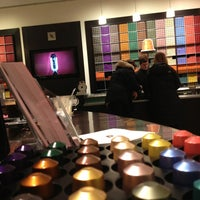 Photo taken at Nespresso Boutique Bar, Madison Ave. by Ramon M. on 2/10/2013