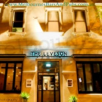 Photo taken at The Leveson by Melbourne's Bars & Pubs (. on 12/21/2015