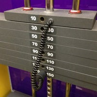 Photo taken at Planet Fitness by Sousou B. on 9/4/2013