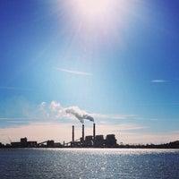 Photo taken at Luminant Power Station, Martin Lake by Scooter H. on 1/17/2014