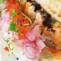 Photo taken at Sushi Toni by Oishii M. on 8/1/2016