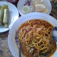 Photo taken at Mie Aceh Pidie 2000 by Siswati S. on 4/9/2014