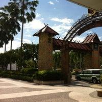 Photo taken at Dewan Bandaraya Kota Kinabalu by Winston G. on 12/15/2012