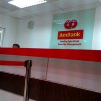 Photo taken at AmBank HQ @ Menara AmBank by Syazwan R. on 7/8/2015